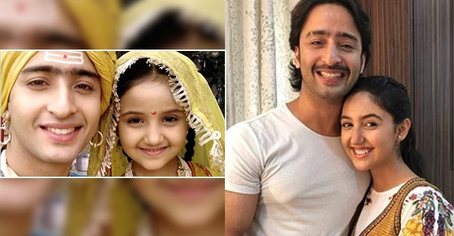 After Mahabharat's Filming, Ashnoor & Shaheer Met After 10-Yrs; Actress Calls The Moment Special & Emotional