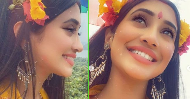 YRKKH's Shivangi Share Her Happiness As She Enjoyed Nature While Filming For Her Show