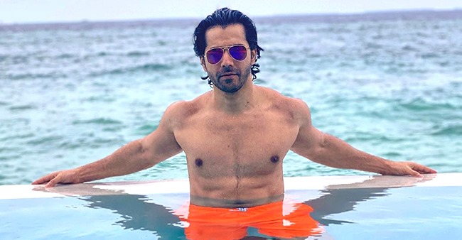 After Taapsee & Mouni, Now It's Varun Dhawan's Turn To Chill In Maldives