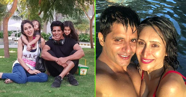 Karanvir Bohra dedicates a song to wife Teejay on their 14th engagement anniversary