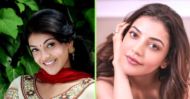 Kajal Aggarwal's before and after pictures that show us her beautiful journey