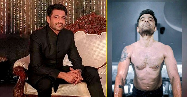 Eijaz Khan's life before Bigg Boss14 was all about Food, Gym and Candid Clicks