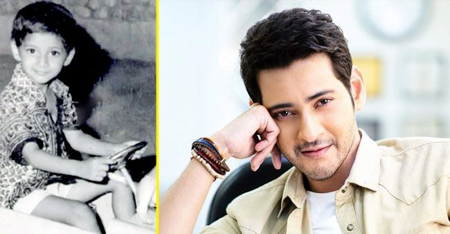 Adorable throwback pictures of popular South celebs from their childhood