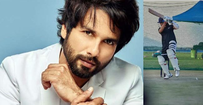 Shahid Kapoor kick-starts preparation for 'Jersey' with early morning net practice