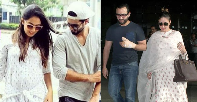 Bollywood celebrities that took paternity leave to be on their wives side