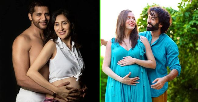 Karanvir-Teejay to Nakuul-Jankee: TV couples and their heart-winning ways to announce pregnancy