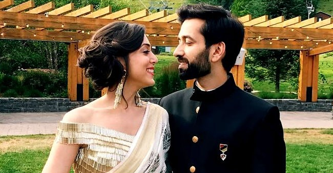 Every time Nakuul Mehta and Jankee Parekh's romantic moments left us in awe