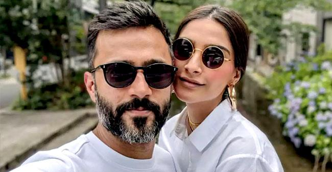 Anand still calls wifey Sonam his 'girlfriend'; latter says he never wants to lose romance of dating