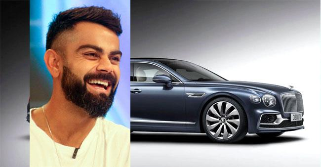 Akshay Kumar to Virat Kohli, Indian celebrities that drive Bentley cars
