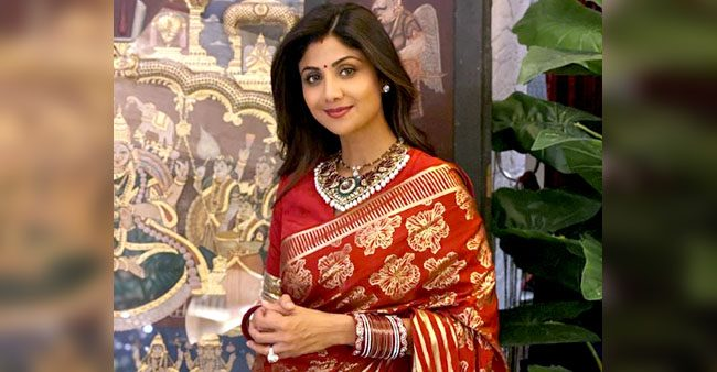 Shilpa Shetty says she will give her '20-carat diamond ring' to son Viaan's future wife, but on one condition