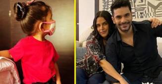 Angad Bedi shares a sweet note for the love of his life, Neha Dhupia