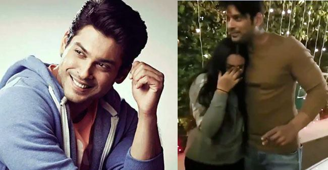 Bigg Boss 13 winner Sidharth Shukla consoles a fan as she gets emotional after meeting him