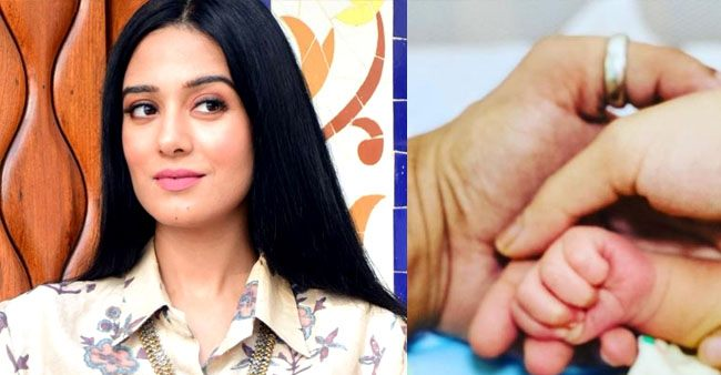 Amrita Rao's newborn, Veer will celebrate his first Diwali full Barjatya style