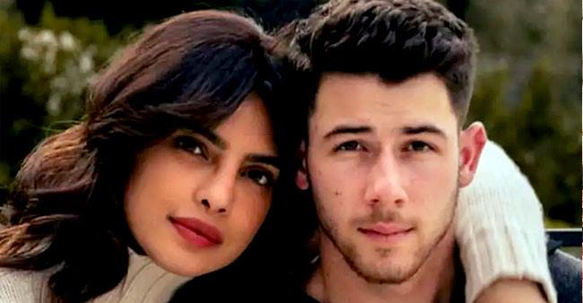 Pictures from Priyanka Chopra and Nick Jonas's latest photo session are just adorable