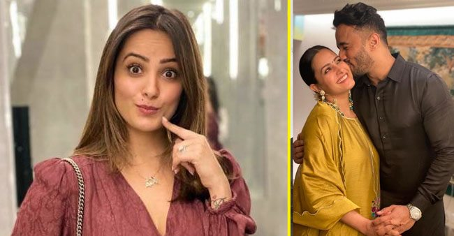 Anita Hassanandani reveals her experience with baby kicks through a cute picture