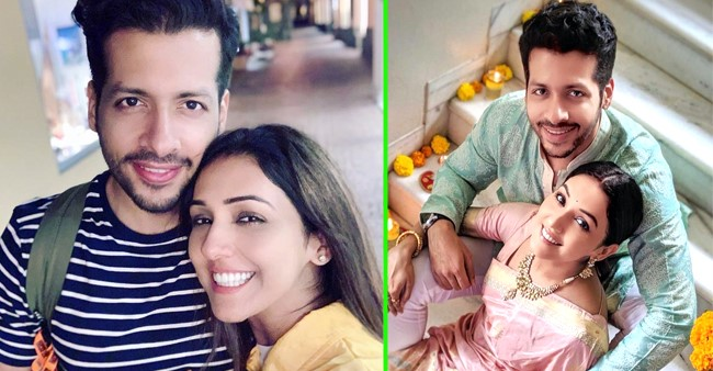 Neeti Mohan and Nihaar Pandya's too adorable to miss romantic pictures