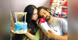 Puja Banerjee & Kunal Verma organize a grand 'Naamkaran Sanskar' for their baby boy
