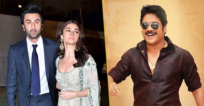 Nagarjuna To Be A Part Of Brahmastra; Actor To Join Alia, Ranbir & Big B For 10-Day Filming