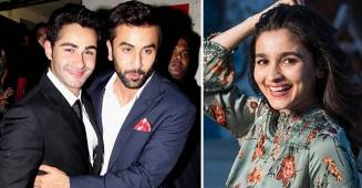 Alia Wishes BF Ranbir's Cousin Armaan On 30th Birthday; Shares Lovely Pic & Calls Him 'Beautiful Soul'