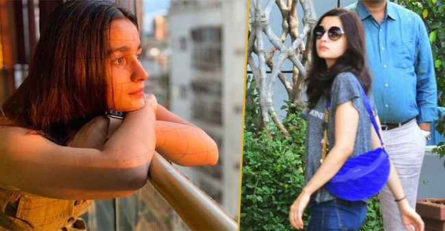 Take A Look At Alia's Post-Pack-Up Routine After Filming & It's Amazing