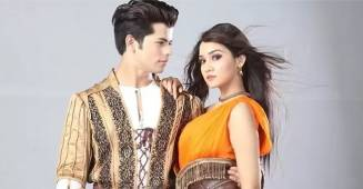 Ashi & Sid Aka Jasmine & Aladdin All Set To Mesmerize Fans With Their Romantic Chemistry