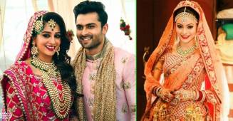 Real-Life Bridal Looks Of TV Stars Like Dipika, Niti & Others Are No Less Than Style Statements