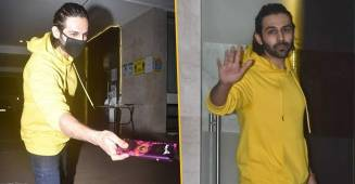Kartik Aaryan Celebrates  Birthday With Media; Surprises Buffs By Announcing His New Film 'Dhamaka'