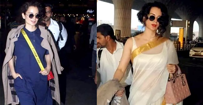 Take a look at a few super expensive bags owned by Bollywood actress Kangana Ranaut