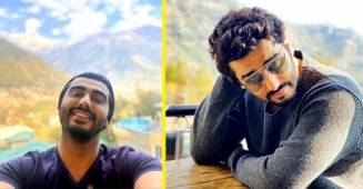 Arjun Kapoor's shares a smiling selfie that takes on to internet with a storm