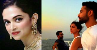 Siddhant shares a sneak peek as the whole cast of Shakun Batra's next enjoys the sunset