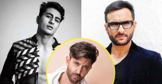 Saif wants his son Ibrahim Ali Khan's acting debut to be like Hrithik Roshan's