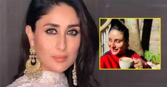 Mom-to-be Kareena shares a snap as she flaunts her glow while enjoying winter morning sun