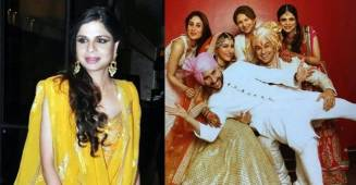 Soha's sister Saba Ali Khan shares a throwback picture from Soha and Kunal's wedding