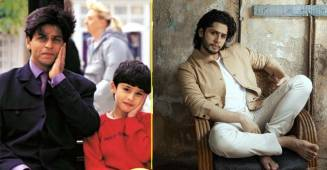 Shah Rukh & Kajol's on-screen son from K3G Jibraan Khan's glow up is too hot to miss