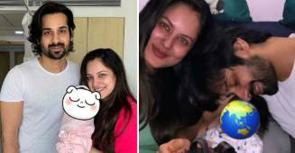 Puja Banerjee & Kunal Named Their Baby Boy; Elated Mom Announces Name With Cute Pics