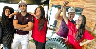 Shoaib Takes A Hilarious Dig At Wifey Dipika Kakar As She Hits The Gym
