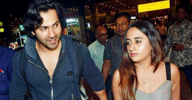 There're Rumors You Can't Clarify So I'm Introducing Everyone To Their Bhabhi: Varun Dhawan