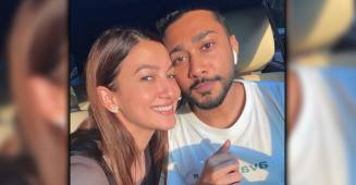 After Announcing Her Marriage Date, Gauahar Shares A Sun-Kissed Selfie With Fiancé Zaid