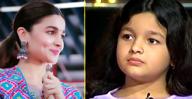 Young Alia Bhatt Cutely Talks About Becoming An Actress In Throwback Video Clip