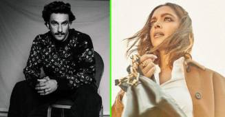 Ranveer Goes Gaga Over Wifey Deepika Padukone's Latest Pic; Says 'Jaan Hi Lele'