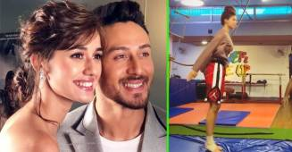 Disha Patani's Oh-So-Amazing Backflip Leaves Rumored Beau Tiger Impressed