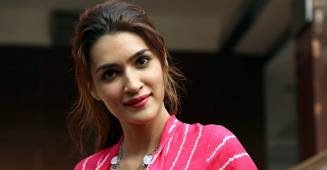 "Kriti Sanon in yet another challenging role as a surrogate for ""Mimi"""