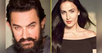 Aamir Showered Praises On Elli AvrRam & Salman's Fidaai; Calls It A Joyous Moment