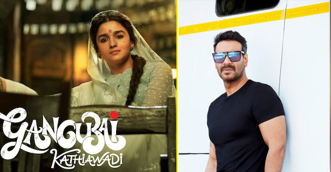 Ajay Devgn Joins Alia On The Sets Of Gangubai Kathiawadi; Starts Filming