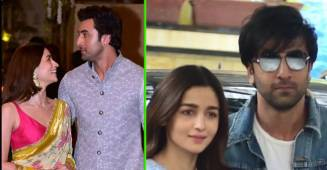 Alia-Ranbir's Love Saga: Actress's Childhood Crust To Real-Life Lovers