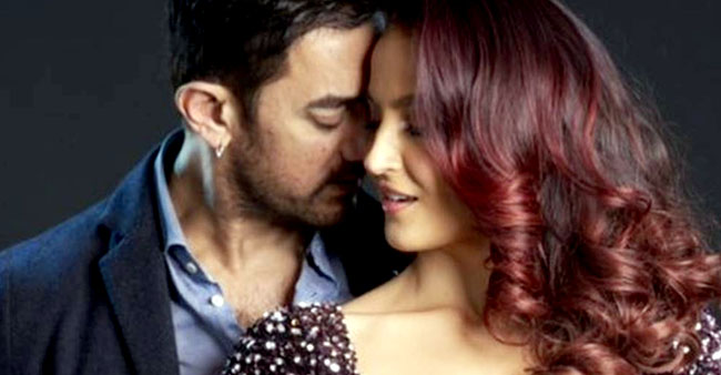 Aamir & Elli Dance Together In 'Har Funn Maula'; Song To Release On March 10