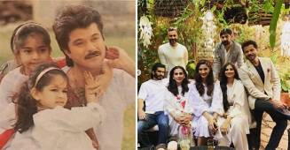 Happy Birthday Rhea: Enjoy Some Pics Of Filmmaker With Sissy Sonam, Dad Anil & More