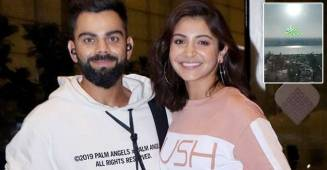 Anushka Shares View From Her Room As She Joins Hubby Virat In Ahmedabad With Baby Vamika