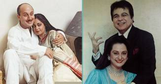 Pairs Like Salim-Helen, Anupam-Kirron & Others That Didn't Plan To Hug Parenthood