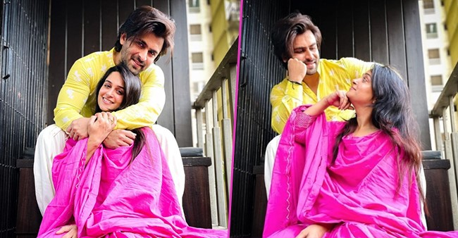 Shoaib Shares Super Cute Pics With His 'Darling Wifey' Dipika; Pens A Lovely 'Shayari' For Her